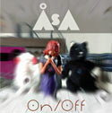 AsA - On Off CD cover