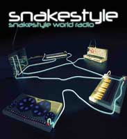 Snakestyle World Radio - Artwork by Snakestyle